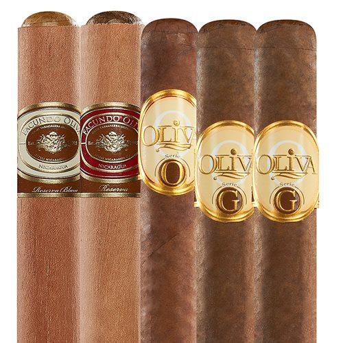 Oliva New Age 5 Cigars Sampler