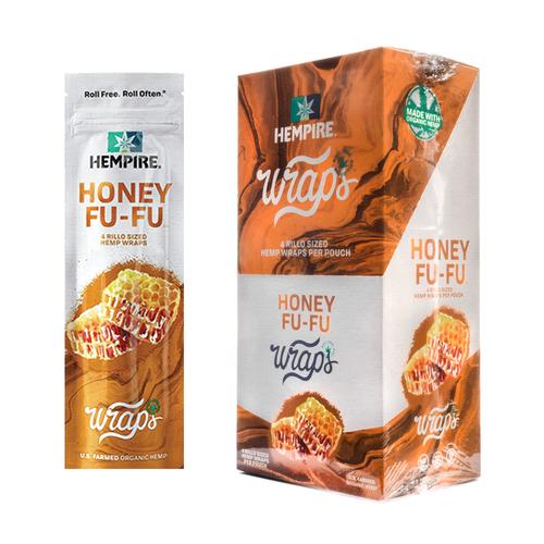 Hempire Wraps Honey Fu-Fu 15/4 Pouches