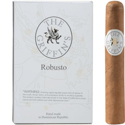 The Griffins Robusto Cigars  4 Ct. Box