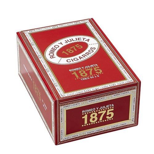 1875 by Romeo y Julieta Bully Cigars 15Ct. Box