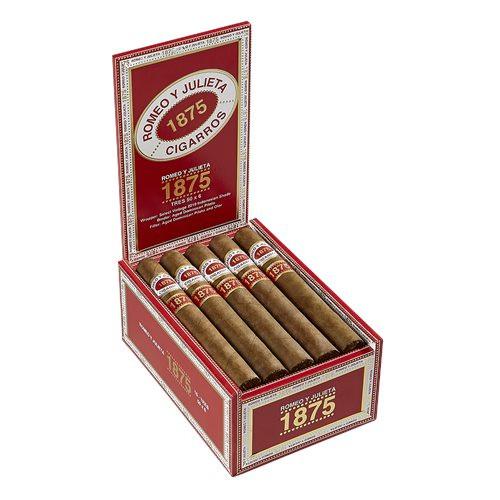 1875 by Romeo y Julieta Tres (Toro) Cigars 15Ct. Box
