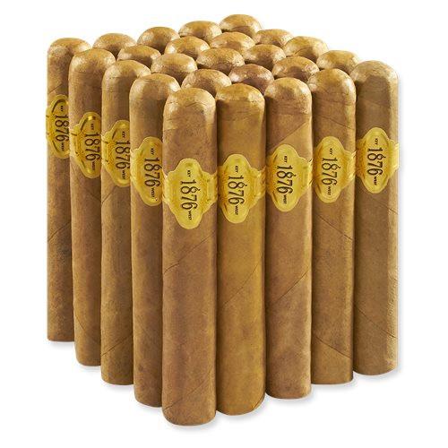 1876 Reserve Toro Cigars 25Ct. Pack