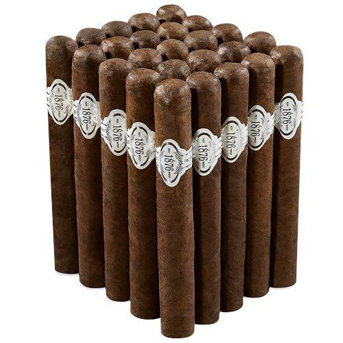 1876 Reserve Maduro Toro Cigars 25Ct. Pack