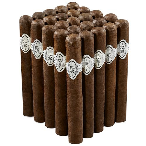 1876 Reserve Maduro Churchill Cigars 25Ct. Pack