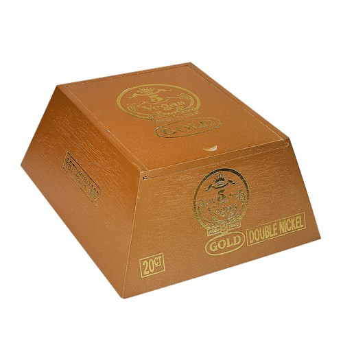 5 Vegas Gold Double Nickel Cigars 20Ct. Box