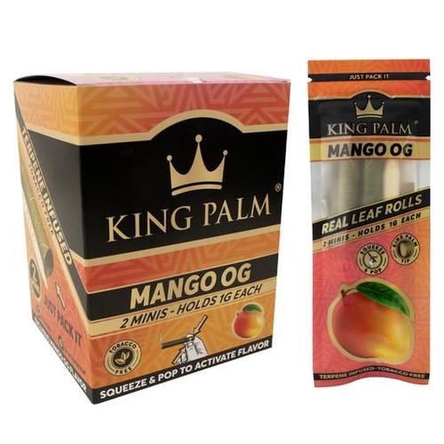 King Palm Wraps Mini Mango OG