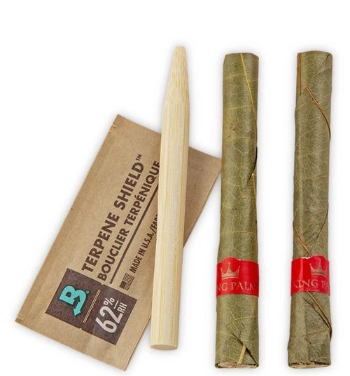 King Palm Wraps Minis Magic Mint 20Ct/2