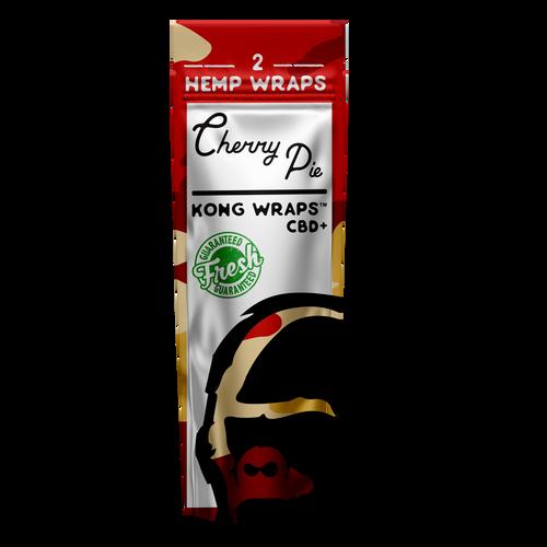 Kong Wraps Cherry Pie 25ct