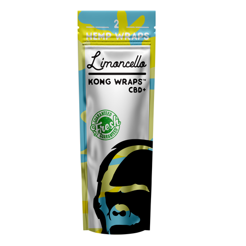 Kong Wraps Limoncello 25ct
