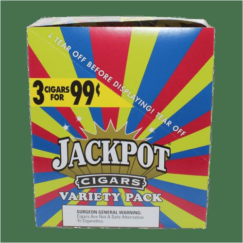 Jackpot Cigarillos Variety Pack