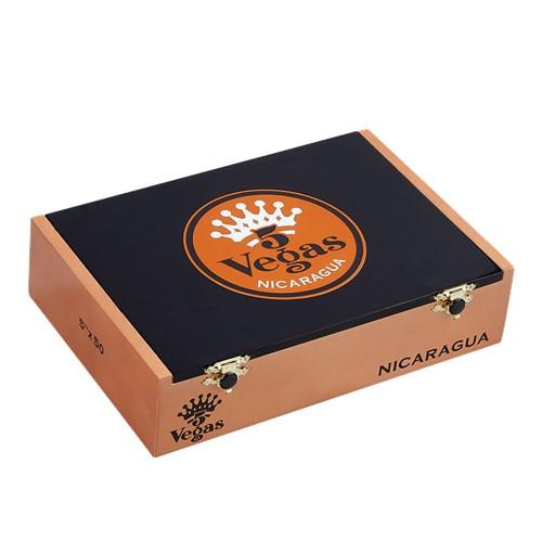 5 Vegas Nicaragua Robusto Cigars 20Ct. Box