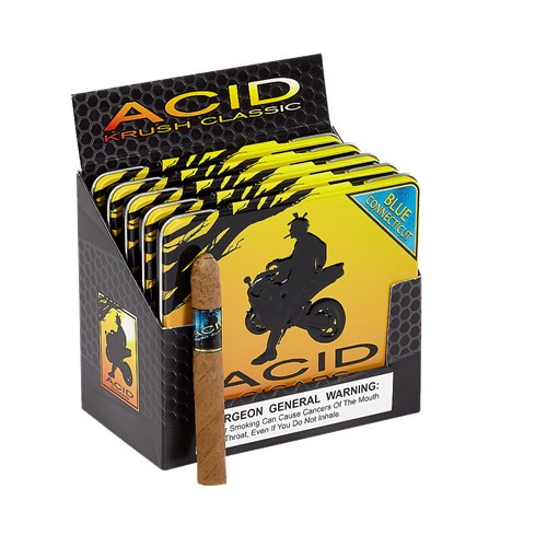 ACID Cigars by Drew Estate Krush Blue Connecticut 50Ct