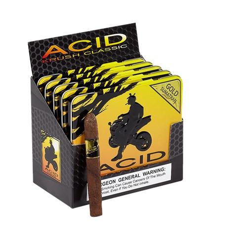 ACID Cigars by Drew Estate Krush Gold Sumatra 50Ct.