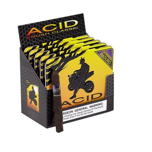 ACID Cigars by Drew Estate Krush Morado Maduro 50Ct
