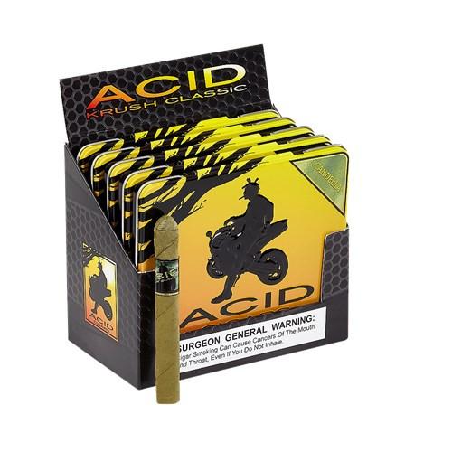 ACID Cigars by Drew Estate Krush Green Candela 50Ct
