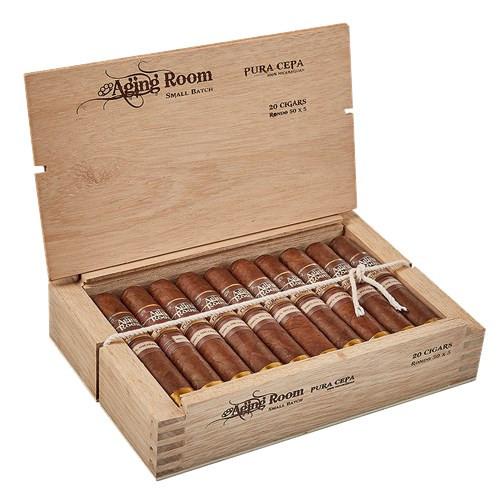 Aging Room Pura Cepa Rondo Cigars 20Ct. Box