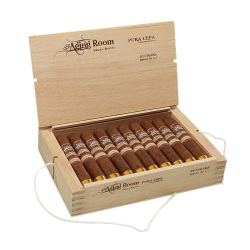 Aging Room Pura Cepa Mezzo Cigars 20 Ct. Box
