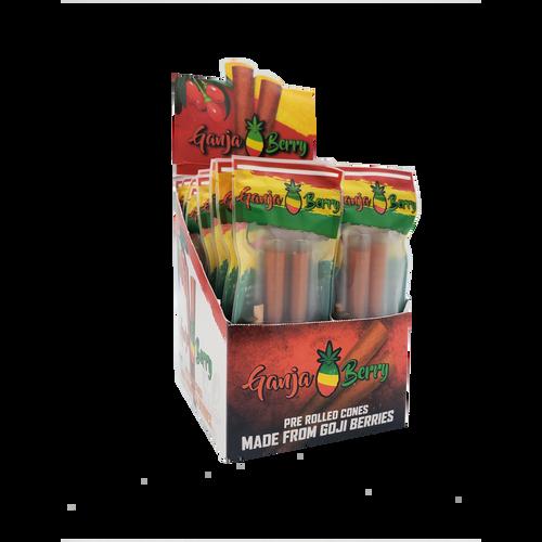 Ganja Berry Pre-Rolled Cones 24PK