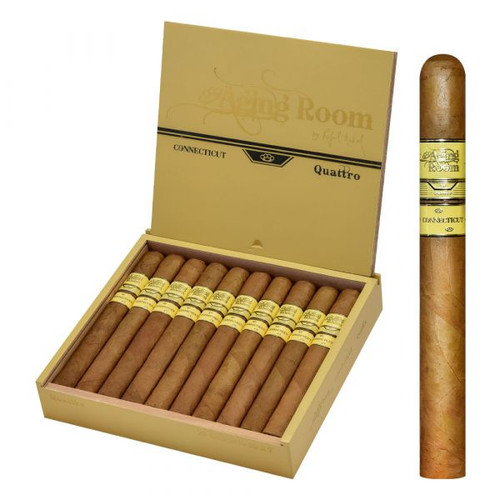 Aging Room Quattro Connecticut Concerto Cigars 20Ct. Box