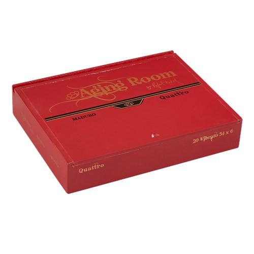 Aging Room Quattro Maduro Vibrato Cigars 20Ct. Box