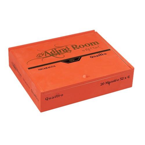 Aging Room Quattro Nicaraguan Maestro Cigars 20Ct. Box