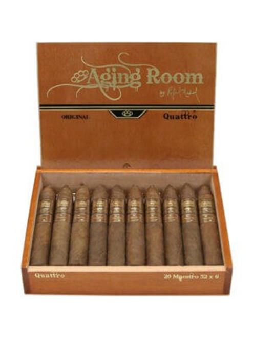 Aging Room Quattro Original Maestro Cigars 20Ct. Box