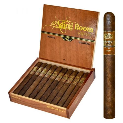Aging Room Quattro Original Concerto Cigars 20Ct. Box