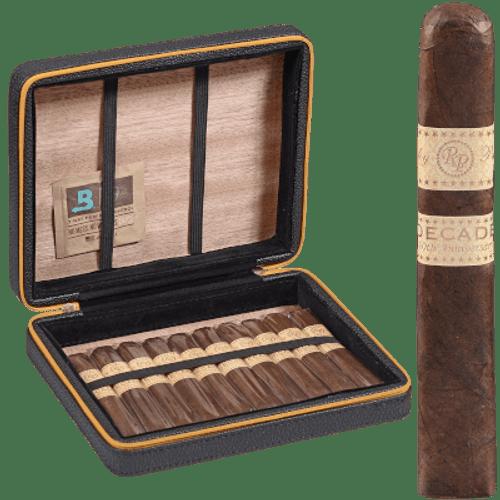 Rocky Patel Cigars Travel Case 10 Ct Decade