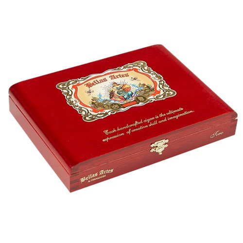 Bellas Artes by AJ Fernandez Short Churchill Cigars 20Ct. Box