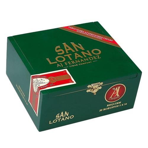 AJ Fernandez San Lotano Requiem Robusto Cigars 20Ct. Box