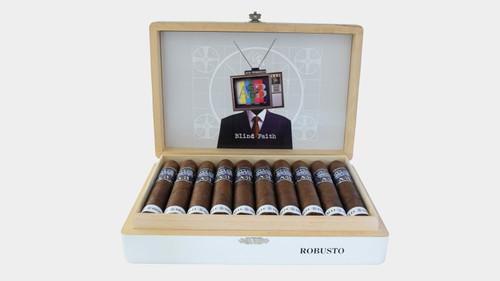 Alec & Bradley Blind Faith Robusto Cigars 24Ct. Box