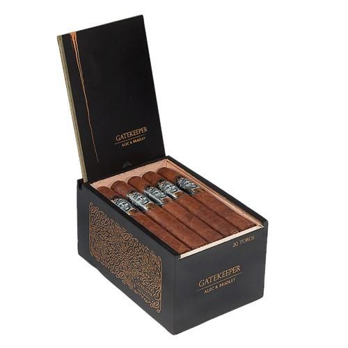 Alec & Bradley Gatekeeper Toro Cigars 20Ct. Box