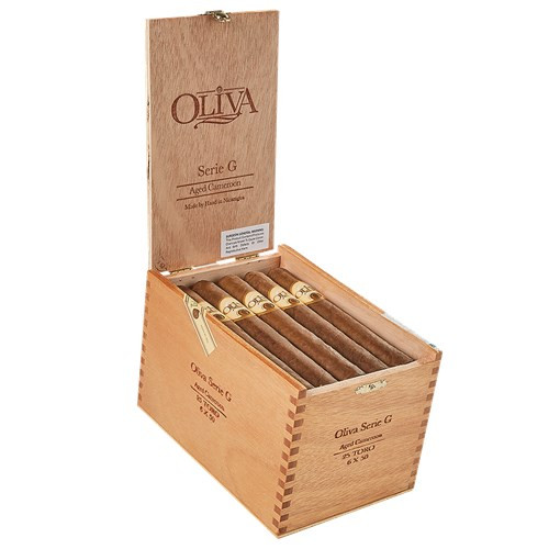 Oliva Serie G Cameroon Toro Cigars 25Ct. Box