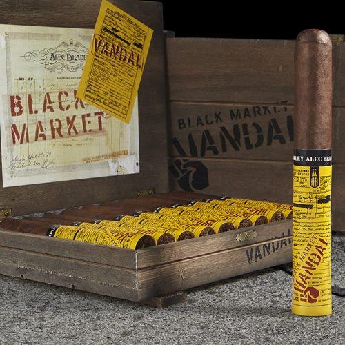 Alec Bradley Black Market Vandal Toro Cigars 10Ct. Box