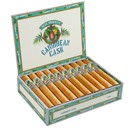 Alec Bradley Caribbean Cask Toro Cigars 20Ct. Box