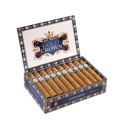 Alec Bradley Gold Crown Robusto Cigars 20Ct. Box