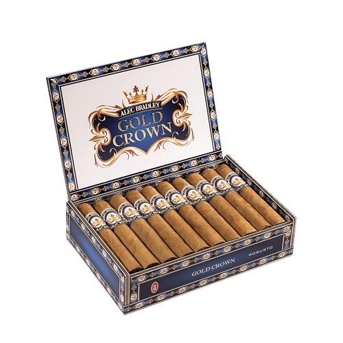 Alec Bradley Gold Crown Churchill Cigar 20Ct. Box