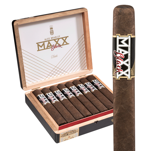 Alec Bradley Maxx Black Super Freak Cigars 10Ct. Box