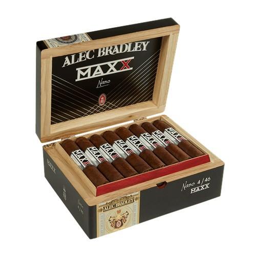 Alec Bradley MAXX Cigars The Nano 24Ct. Box