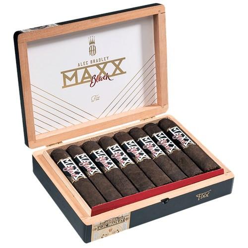 Alec Bradley Maxx Black Culture Cigars 15Ct. Box