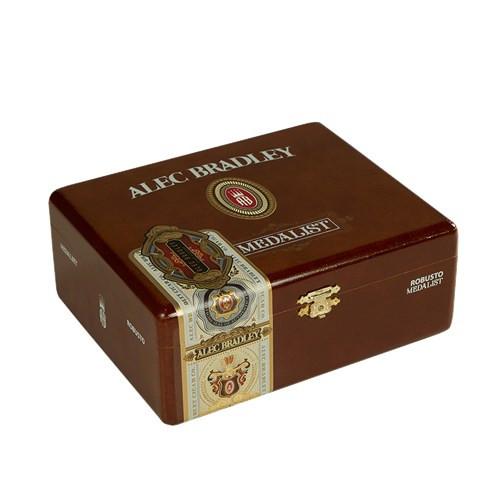 Alec Bradley Medalist Robusto Cigars 24Ct. Box