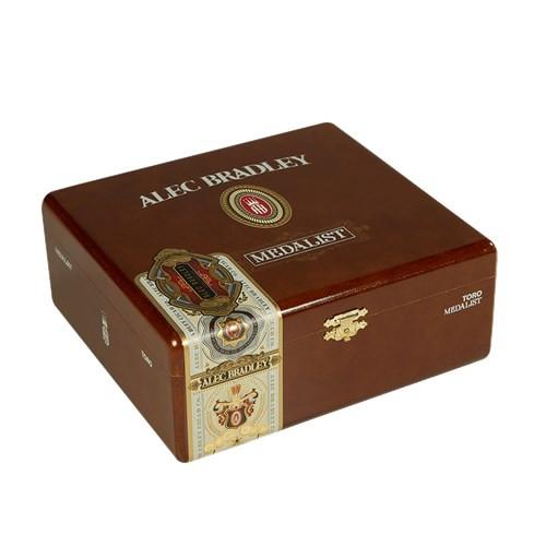 Alec Bradley Medalist Toro Cigars 24Ct. Box