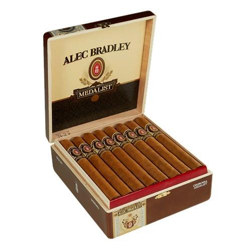 Alec Bradley Medalist Churchill Cigars 24Ct. Box