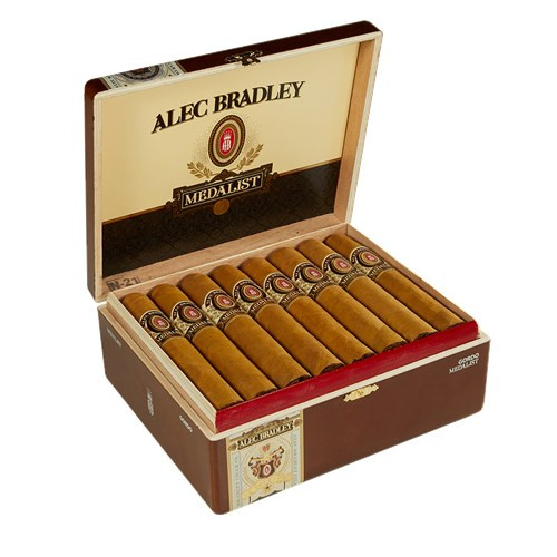 Alec Bradley Medalist Gordo Cigars 24Ct. Box