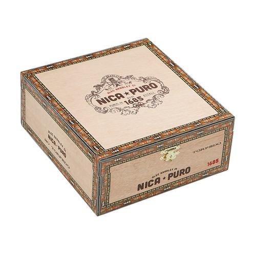 Alec Bradley Nica Puro Torpedo Cigars 20Ct. Box