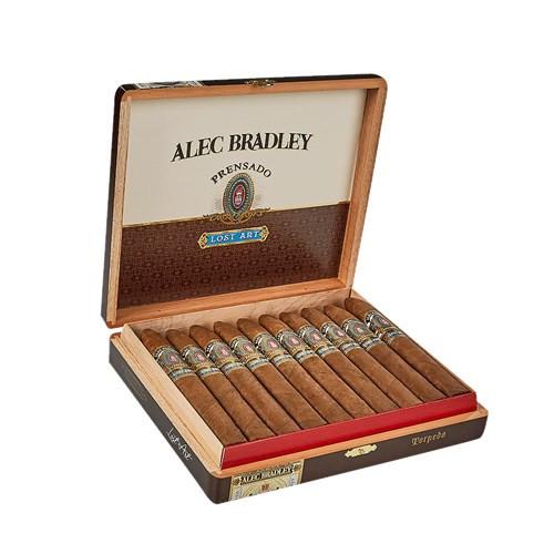 Alec Bradley Prensado Lost Art Torpedo 20Ct. Box