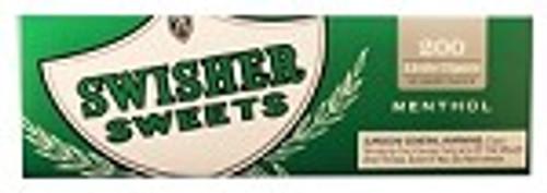 Swisher Sweets Little Cigars Menthol King Hard Pack