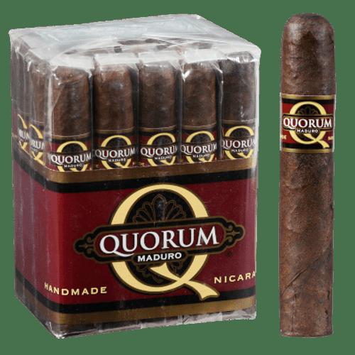 Quorum Maduro Robusto Cigars 20 Ct. Bundle