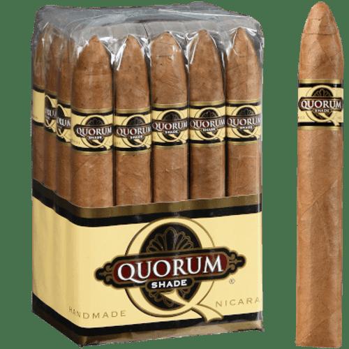 Quorum Shade Torpedo Cigars 20 Ct. Bundle
