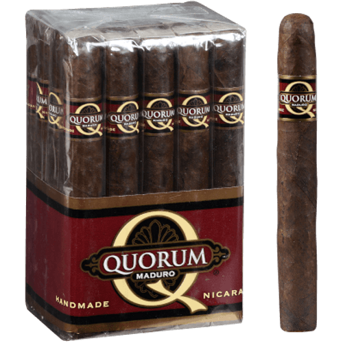 Quorum Maduro Toro Cigars 20 Ct. Bundle